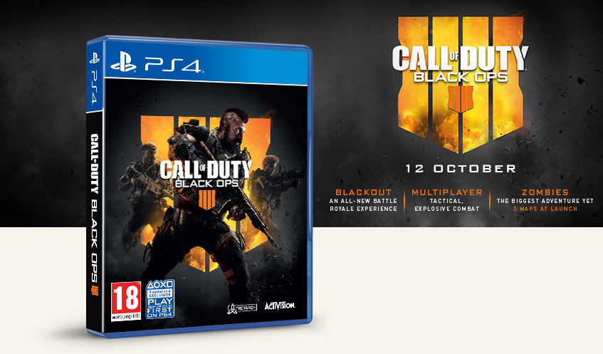 call of duty black ops 4 deluxe edition amazon