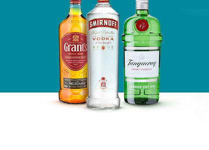 sainsburys deals on spirits